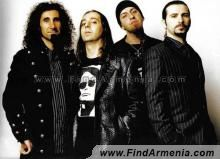 Legendary band System Of A Down returned